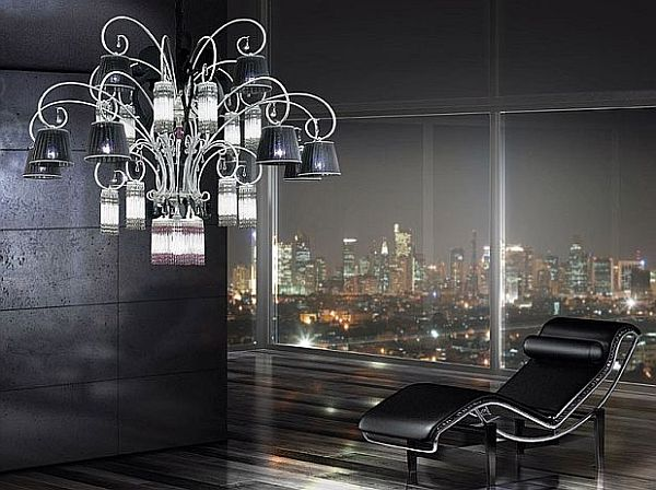 ultra modern chandelier design Choosing the Right Chandelier: 18 Contemporary Ideas to Inspire