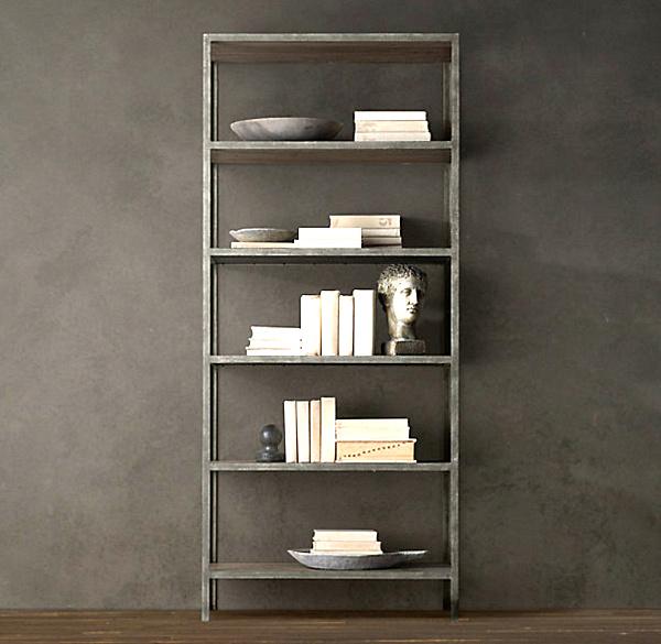 Diy Restoration Hardware Reclaimed Wood Shelf