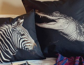 Pillow Cushions: Fable & Exotic Collections by East Camp Home