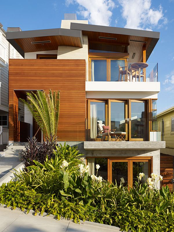beach house in california draws inspiration from south east asia rh decoist com