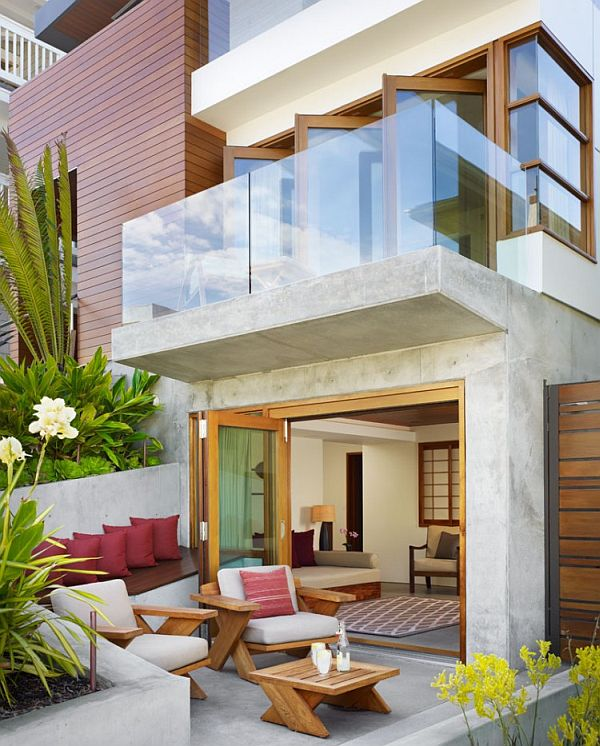 modern malibu beach house - California Home Designs