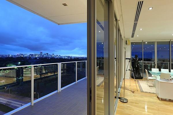 Air Apartment Sub Penthouse - beautiful city skylight
