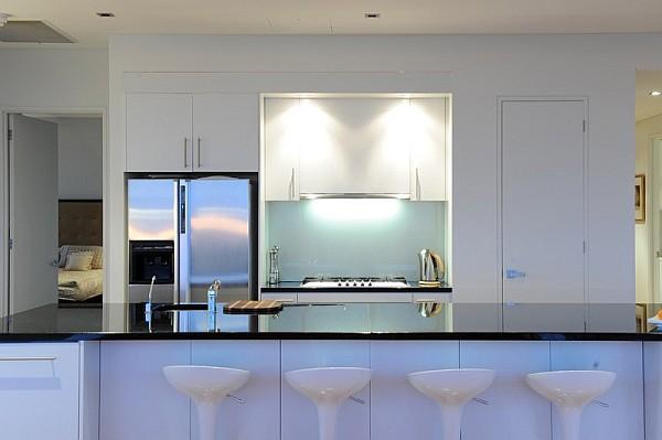 Air Apartment Sub Penthouse - luxury kitchen