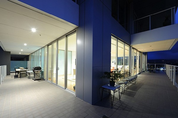 Air Apartment Sub Penthouse - luxury terrace