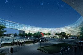 Baidu Campus proposed in Beijing set to dazzle with green goodness galore