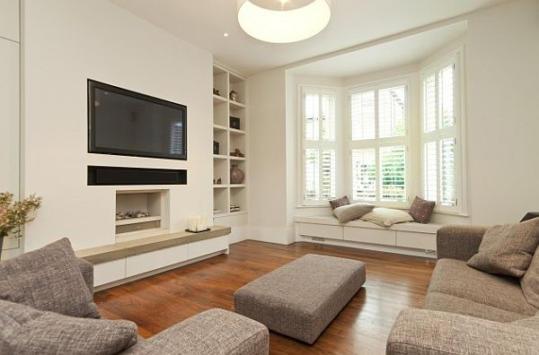 view in gallery - Bay Window Living Room