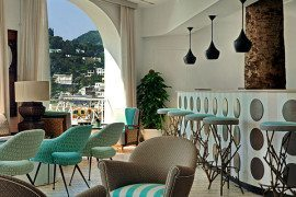 Capri Tiberio Palace: Enjoy the Mediterranean with Some Old World Charm