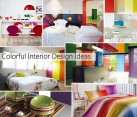 Colorful Interior Design Ideas