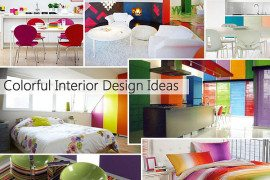 Rainbow Designs: 20 Colorful Home Decor Ideas