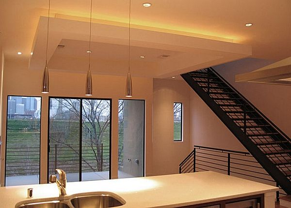 Cove ceiling lighting democraciaejustica seven brilliant kitchen lighting ideas swartz electric aloadofball Images