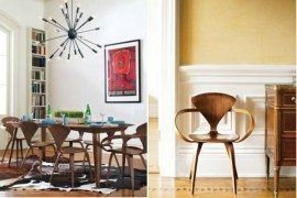 Curvy Cherner Chair - iconic chair design 1