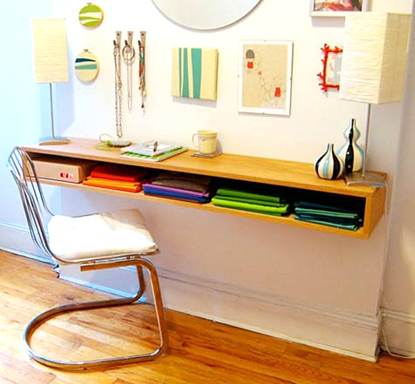 Astonishing 18 Diy Desks To Enhance Your Home Office Largest Home Design Picture Inspirations Pitcheantrous