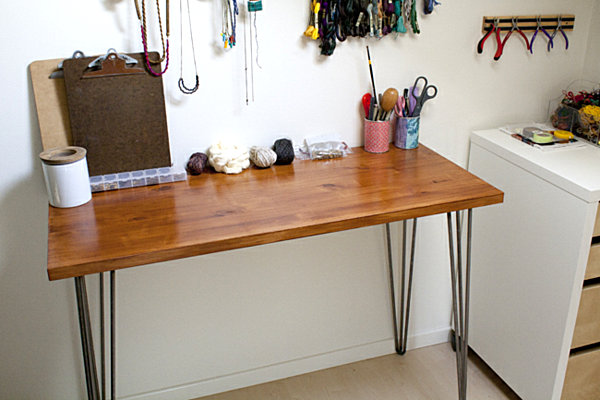 18 diy desks to enhance your home office
