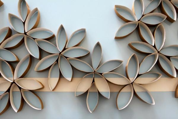 Stunning DIY Toilet Paper Roll Wall Art 600 x 400 · 31 kB · jpeg