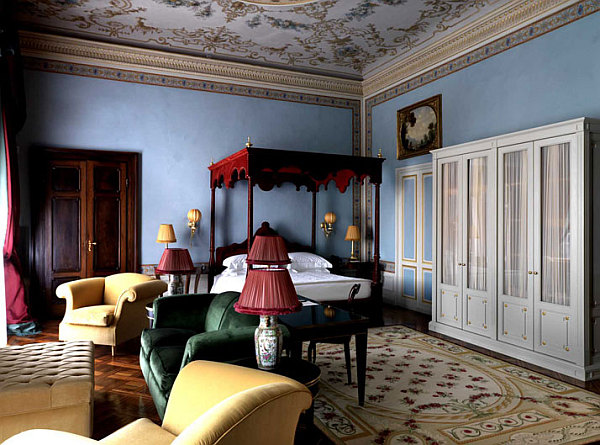 Grand Hotel Villa Cora 2 Aristocratic Living: Grand Hotel Villa Cora in Florence