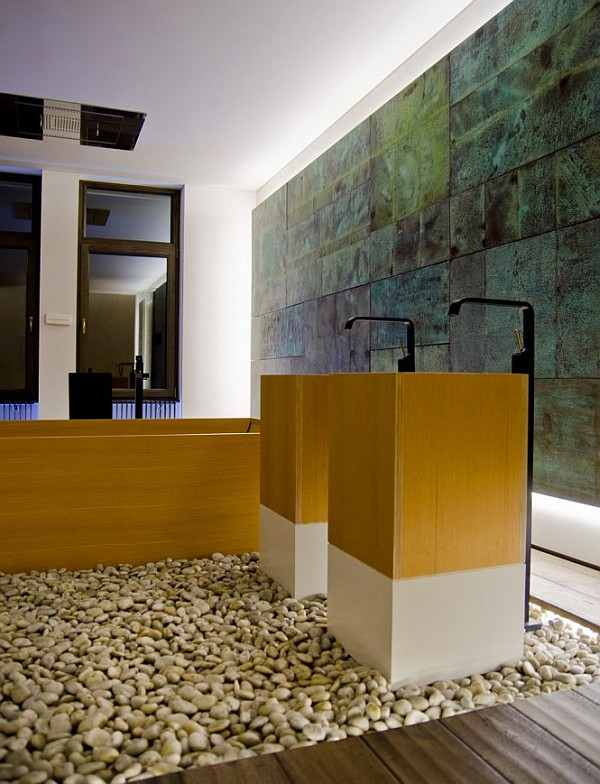 Industrial Loft Apartment 8 – stunning bathroom concept