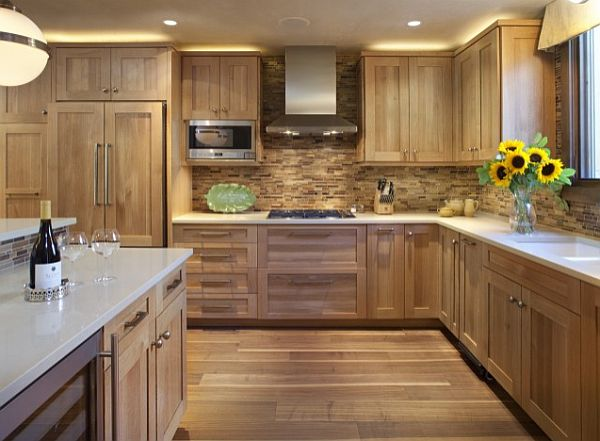 wood kitchen backsplash updating your kitchen cabinets replace or reface 790