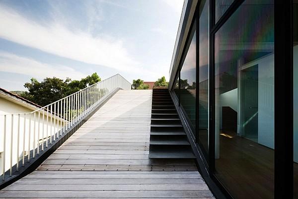 Maximum Garden House by Formwerkz Architects 11
