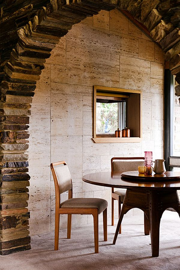 melbourne vintage house 8 stone arch dining room decoist