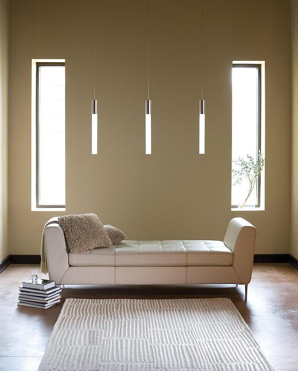 Modern minimalist lighting solutions for a chic home for Contemporary minimalist