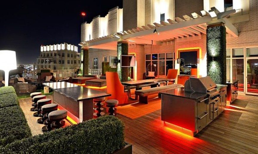 Easy Tips for Outdoor Entertaining