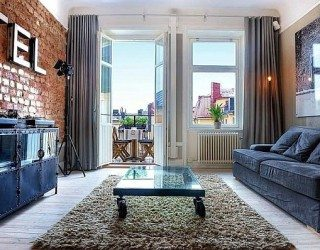 Simple, Stylish One Bedroom Apartment in The Heart of Stockholm
