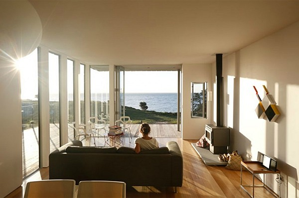 Otama Beach House Amalgamates NYC Charm With New Zealand's ...