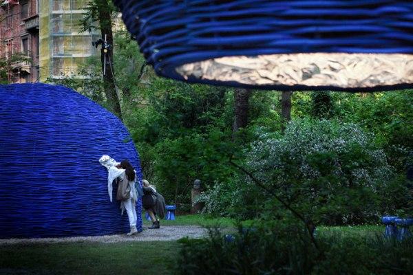 Secret Garden MIlano – Zaha Hadid & Paola Navone 1
