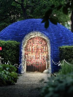 Secret Garden MIlano - Zaha Hadid & Paola Navone 2