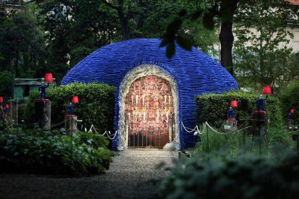 Secret Garden MIlano – Zaha Hadid & Paola Navone 2