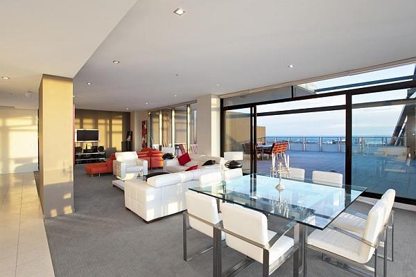 Victoria Point Penthouse - Docklands, Melbourne 1