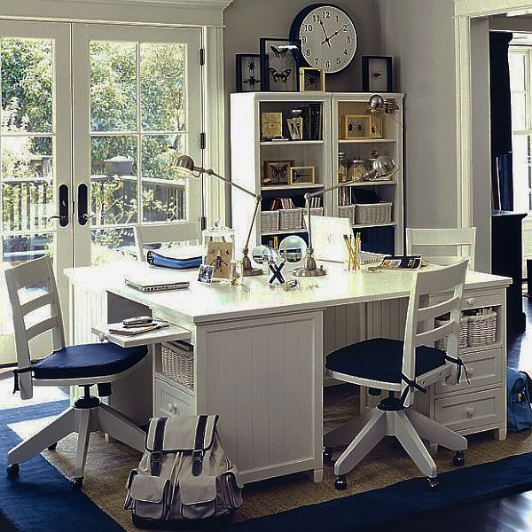Kids Study Area Ideas: Fun Ways To Inspire Learning: Creating A Study Room Every