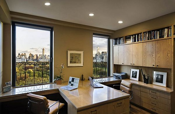 Here are a few examples of amazing home offices