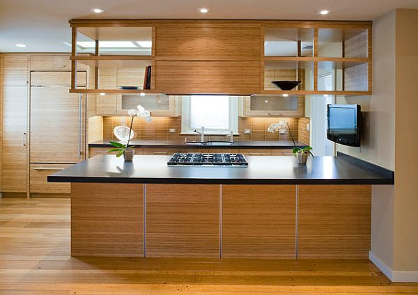 Asian kitchen decor kitchen design ideas for Japanese kitchen designs