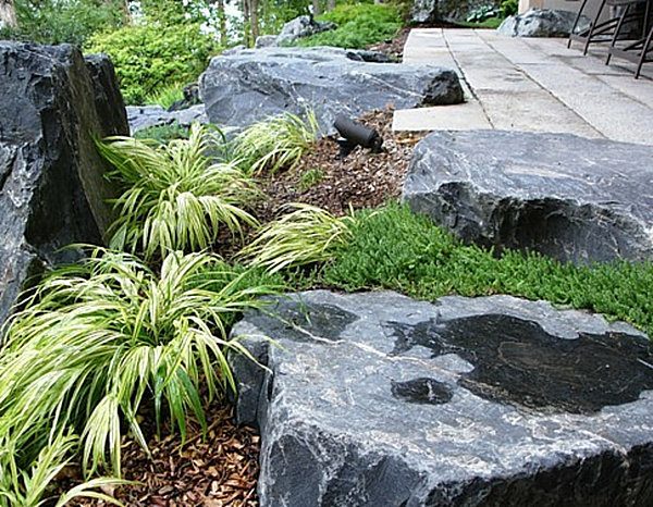 Asian Style Rock Gardens