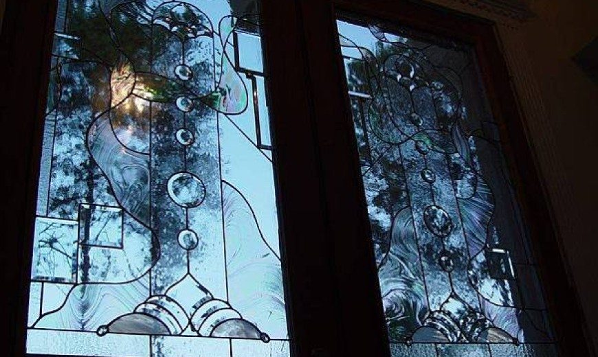 Art Glass Windows for an Elegant Touch