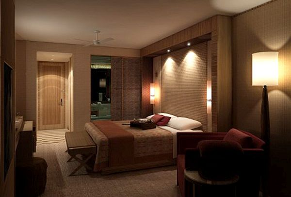 bedroom ambient lighting artificial lighting how to what works where 10274