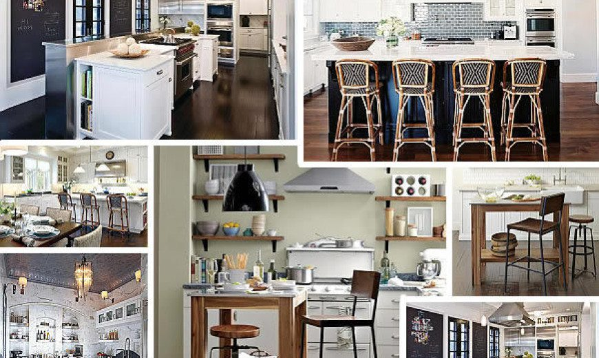 Bon Bistro Kitchen Decor: How To Design A Bistro Kitchen