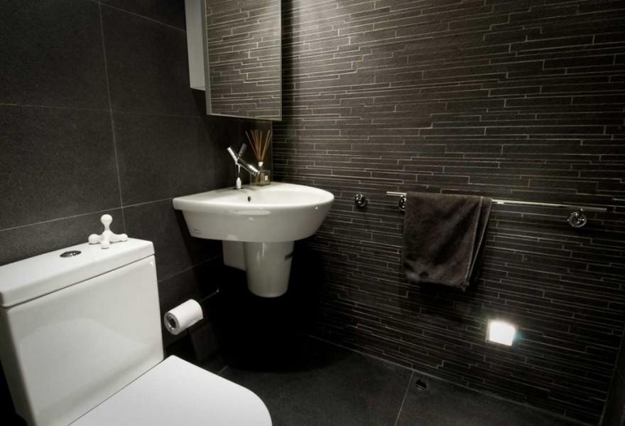 New Black Bathroom Gallery