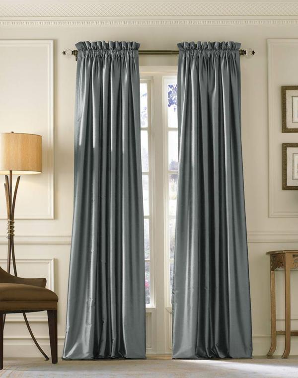 drapery ideas for the modern home - Modern Window Treatment Ideas