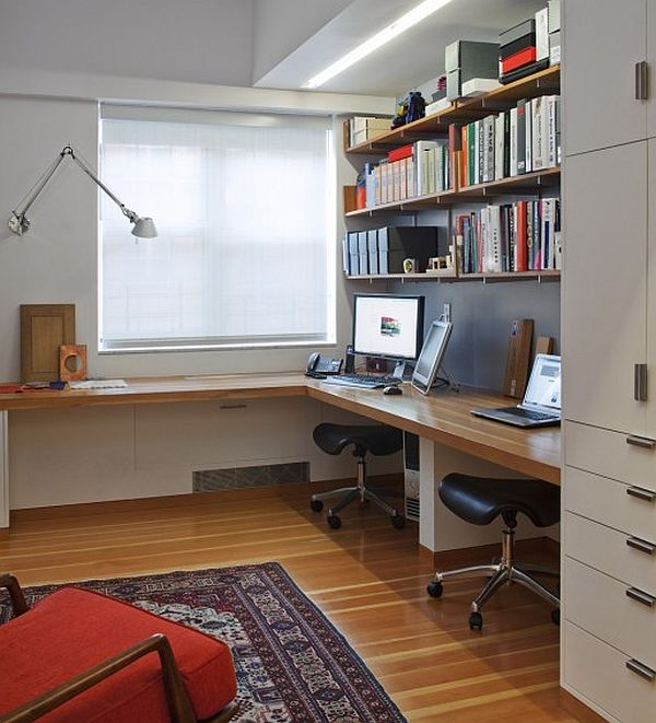 Home office design examples.