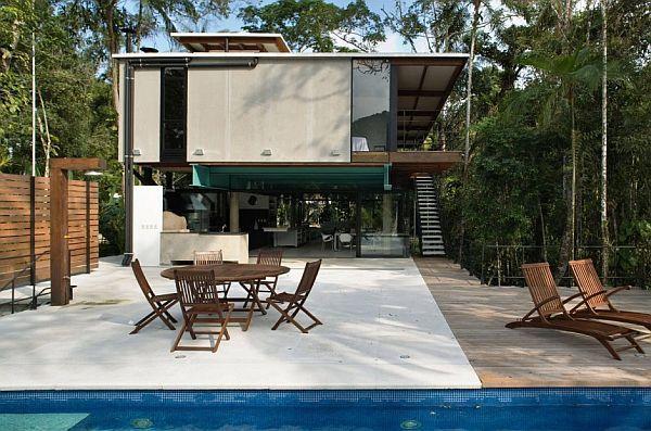 brazil modern summer house 3