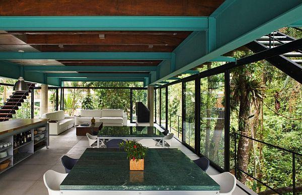 brazil modern summer house 4