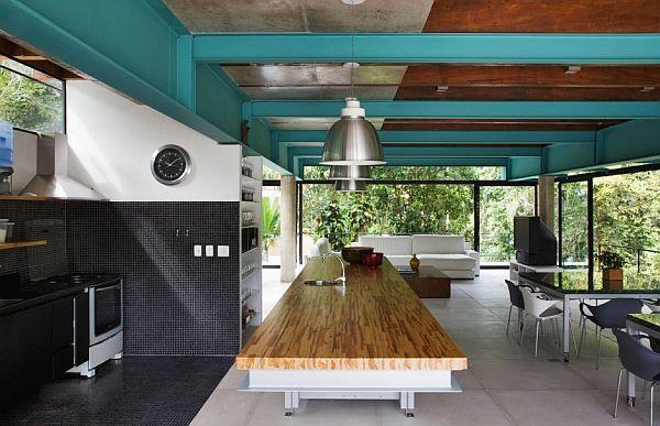 brazil modern summer house 5