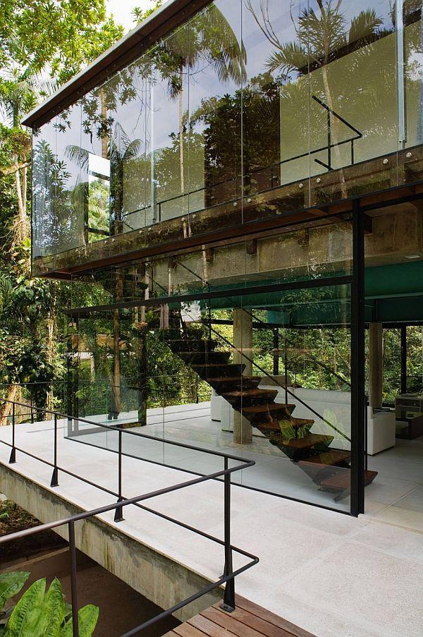 brazil modern summer house 7