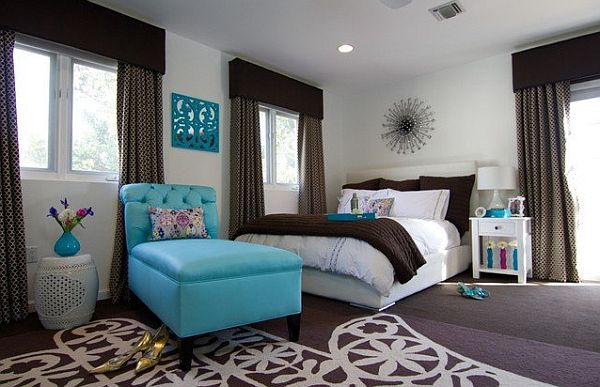 Cool blue and brown bedroom colors ideas specs price for Brown and blue bedroom ideas