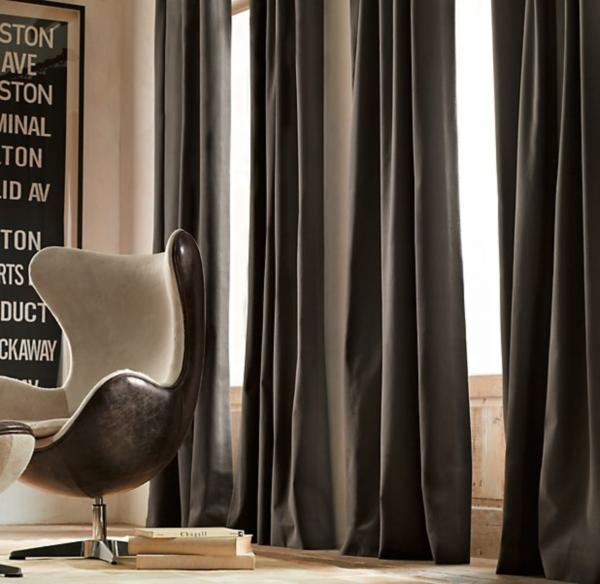 Curtains Ideas contemporary curtain : Drapery Ideas for the Modern Home