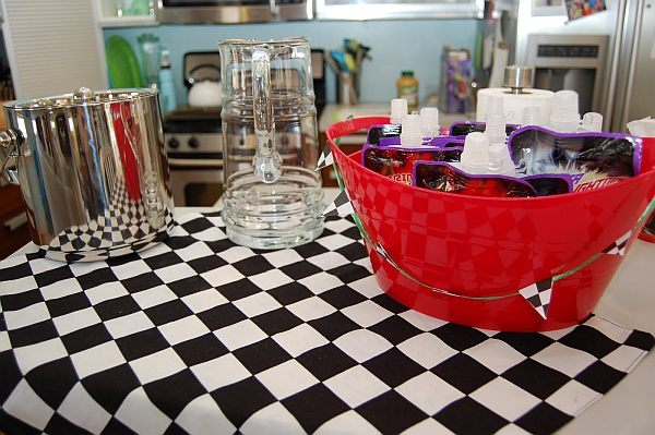 Checkered Patterns For Home Decor Charming Or Cheap