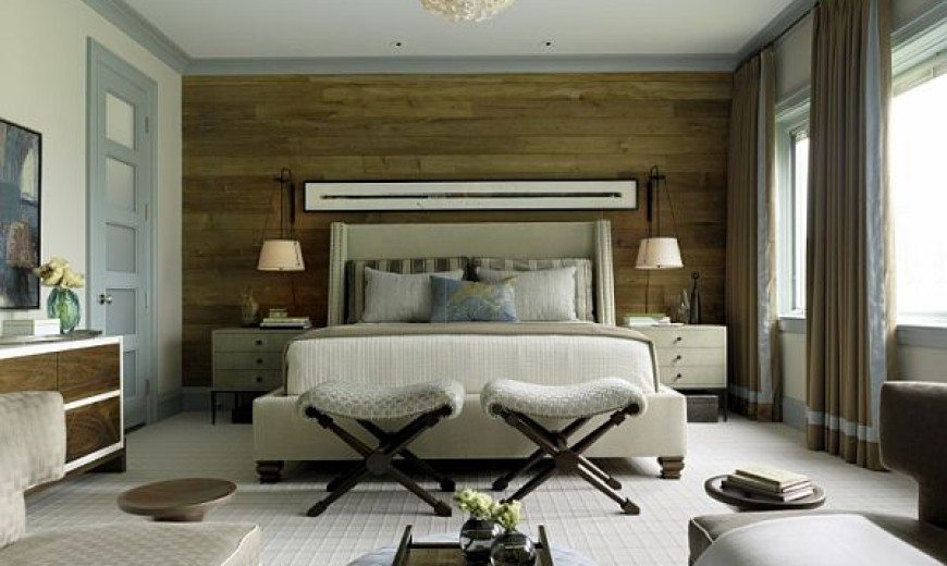 Floored: When Wood Meets Wall and How to Install It