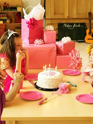 child birthday party ideas